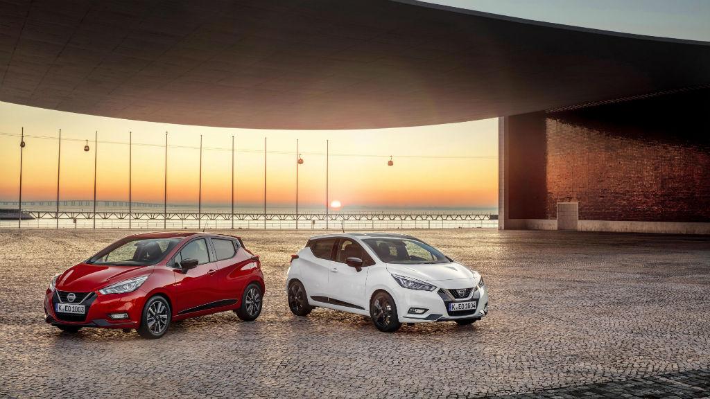 Νέα έκδοση και δύο νέοι κινητήρες για το Nissan Micra