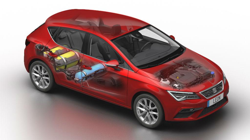 Νέος κινητήρας με φυσικό αέριο για το SEAT Leon