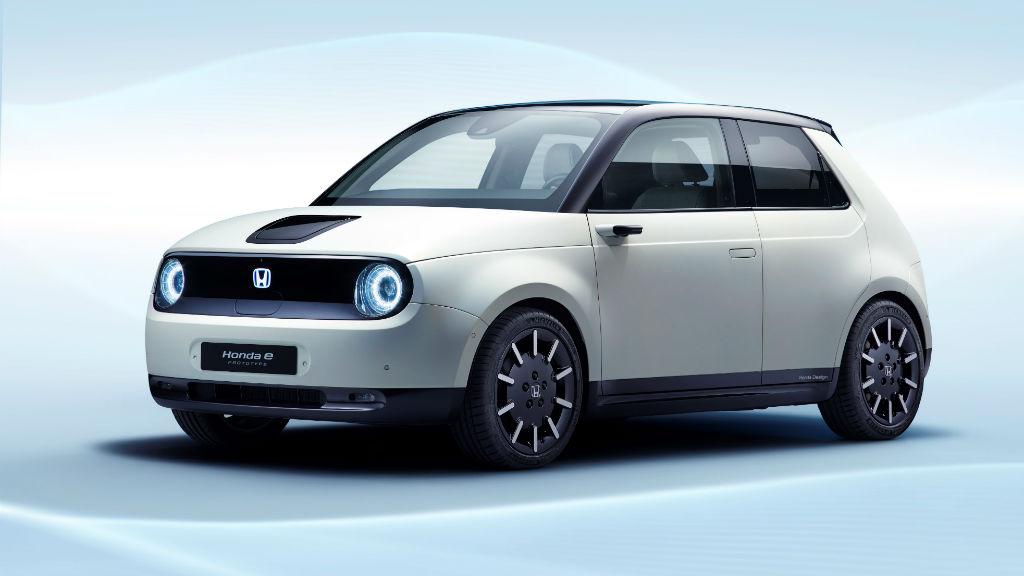 Το ηλεκτρικό πρωτότυπο της Honda