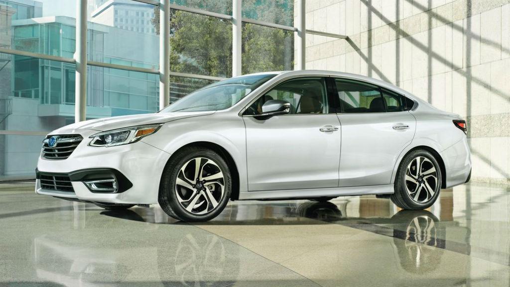 Η συνέχεια του Subaru Legacy