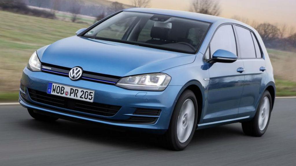 Μεγαλύτερη δεξαμενή φυσικού αερίου στα Volkswagen Polo TGI και Golf TGI