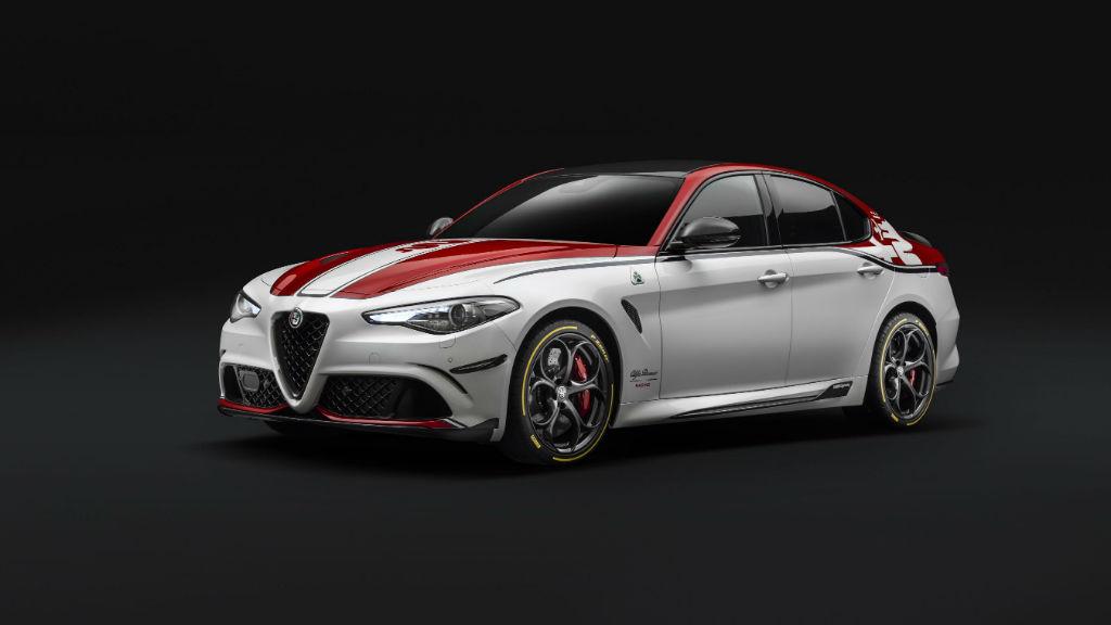 Οι ειδικές εκδόσεις Quadrifoglio Alfa Romeo Racing