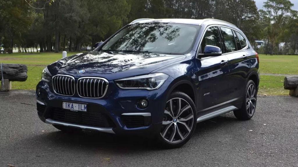 Ανακαλούνται 286 BMW X1