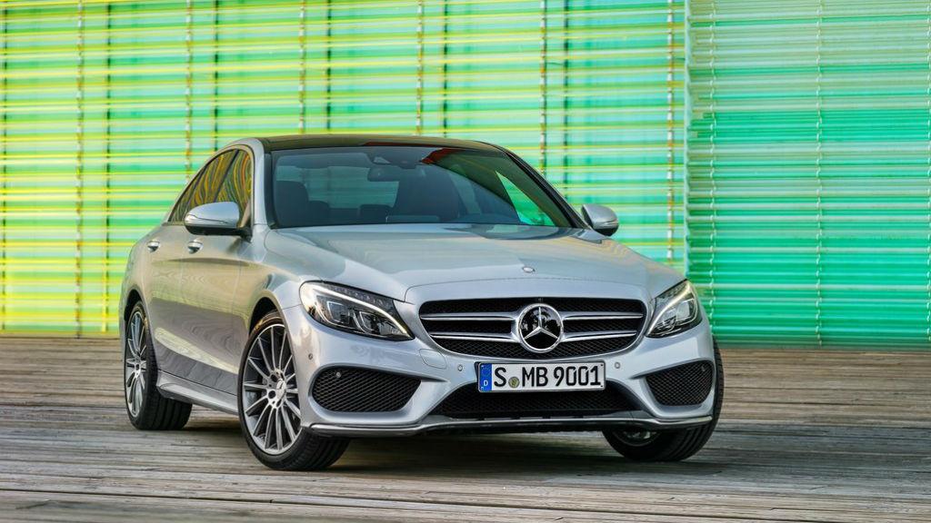 Ανακαλούνται 426 Mercedes-Benz C-Class με κινητήρα πετρελαίου