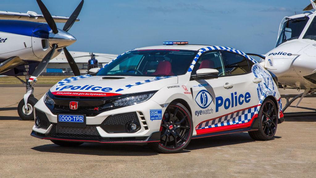 Ένα αστυνομικό Type R