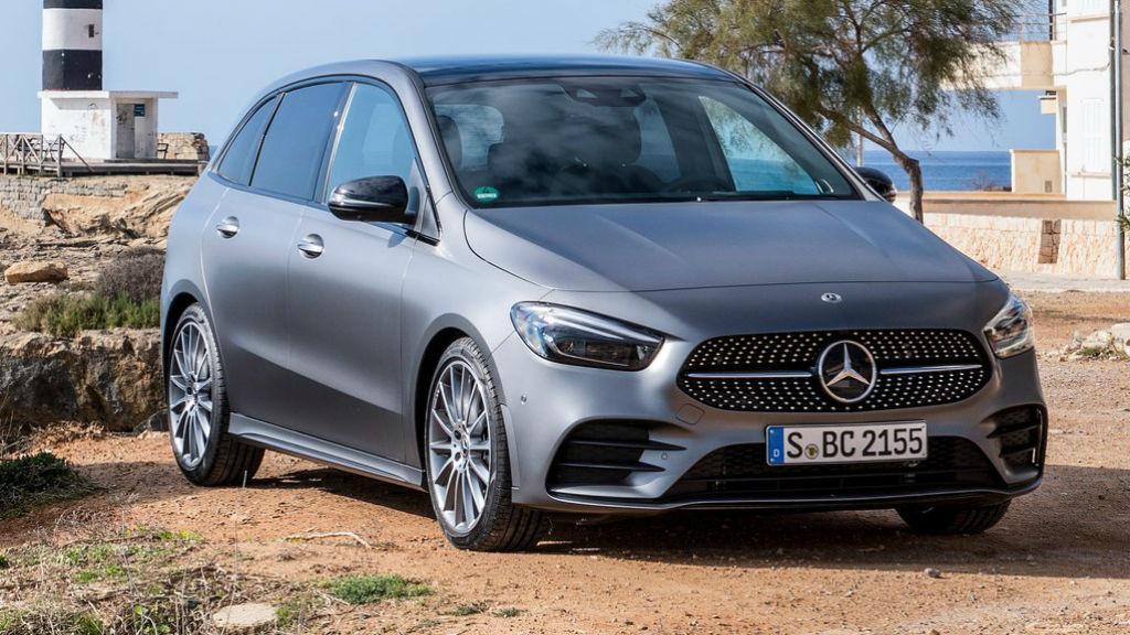 Mercedes B-Class από 32.560€