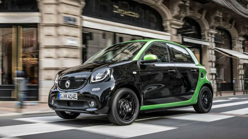 Daimler και Geely από κοινού τα Smart