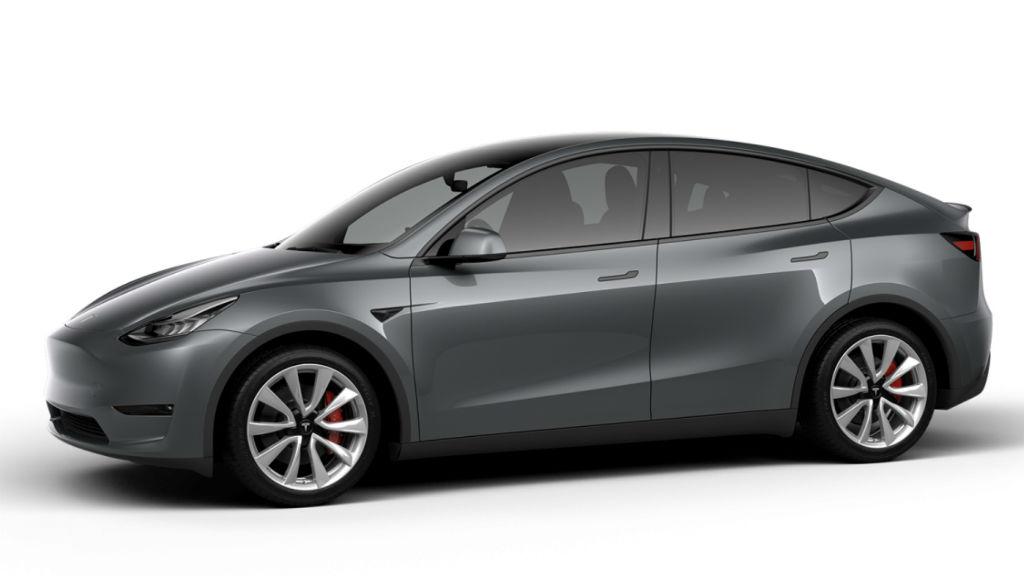 Νέο Tesla Model Y