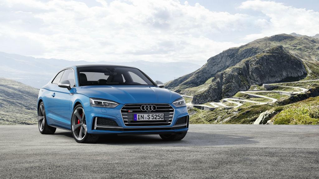 Τα Audi S5 Coupe και S5 Sportback με πετρελαιοκινητήρα
