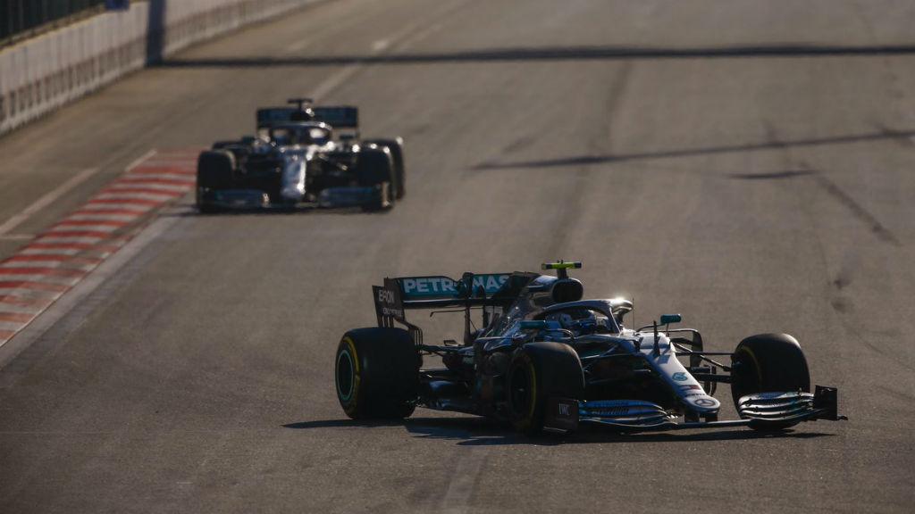 Δίκαιη νίκη Bottas και 1-2 η Mercedes στο Azerbaijan