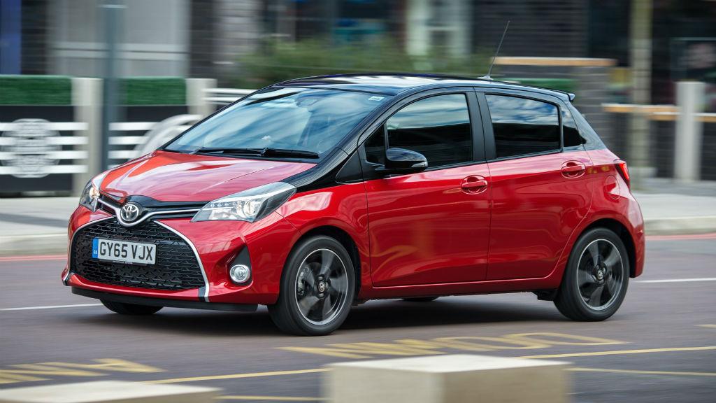 Ανακαλούνται 498 Toyota Yaris