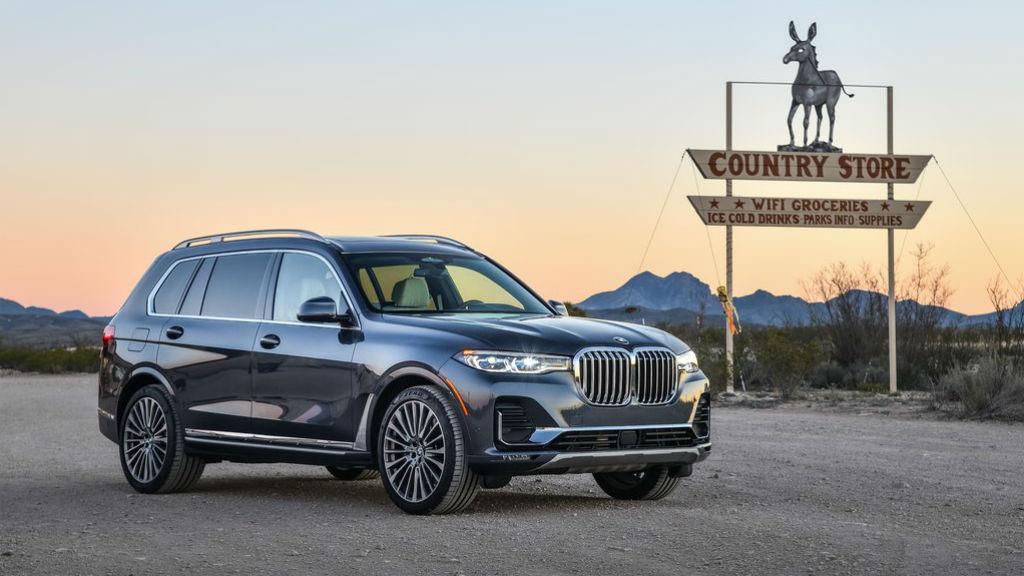 BMW X7 από 117.000€