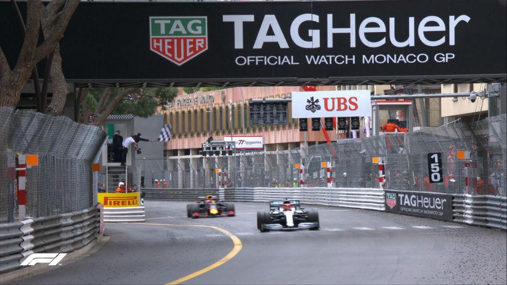 Ο Hamilton νίκησε και στο Monaco