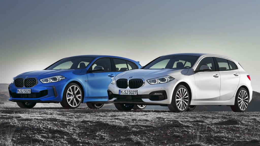Η νέα 1 Series της BMW
