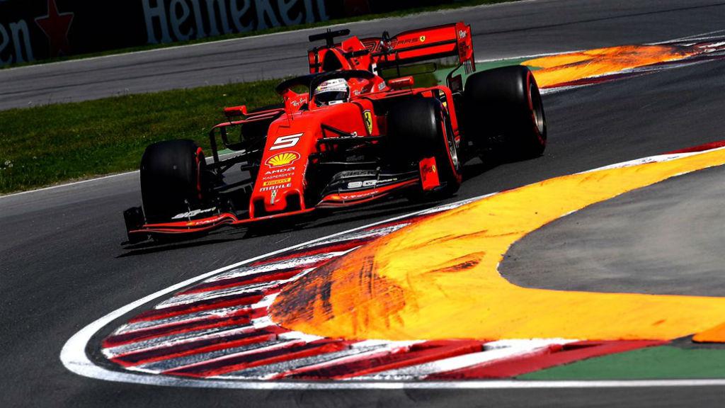 Ο Vettel την Pole Position στον Καναδά