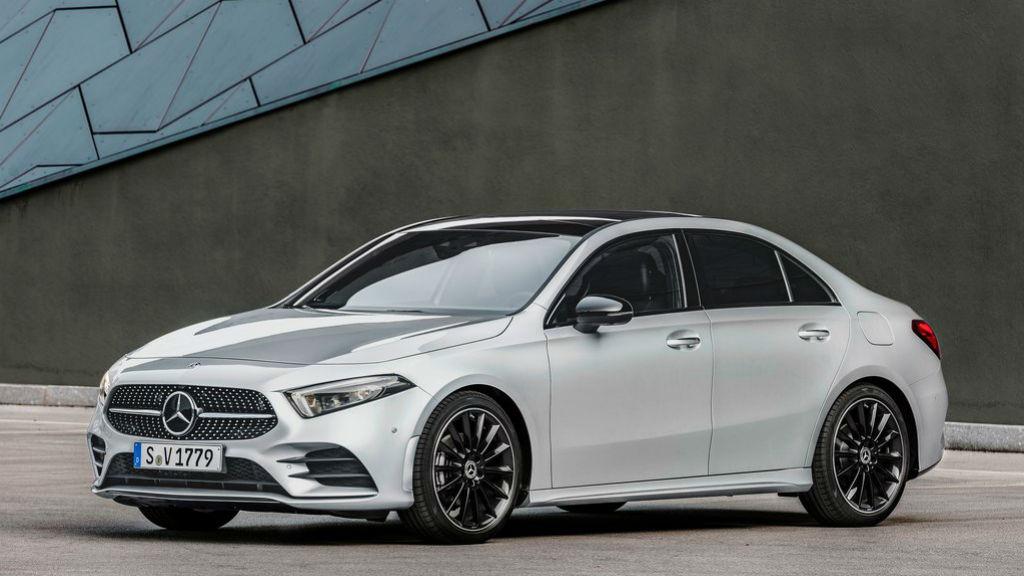 Mercedes A-Class Sedan από 28.230€
