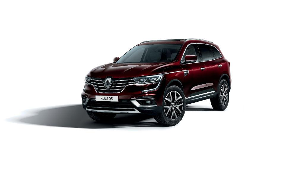 Νέο Renault Koleos