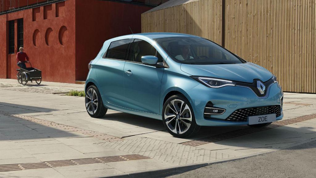 Το νέο μικρό ηλεκτρικό όχημα της Renault