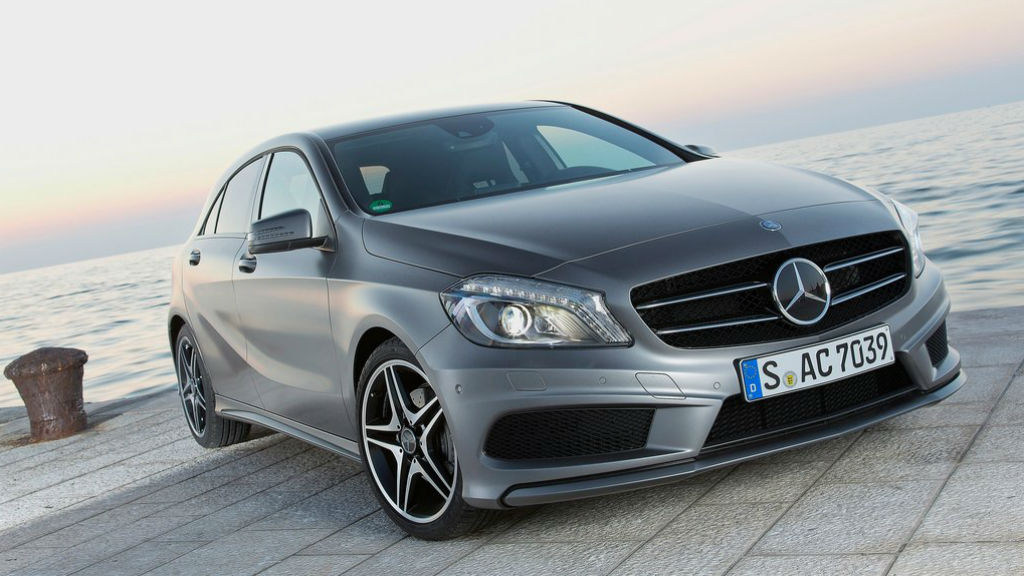 Ανακαλούνται 127 Mercedes-Benz A-Class και B-Class