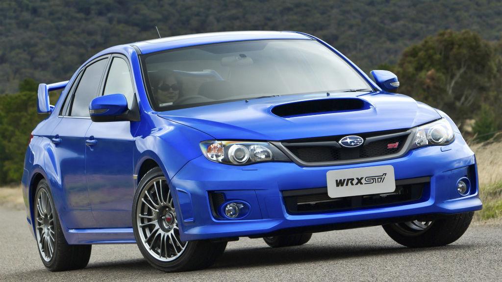 Ανακαλούνται 204 Subaru Impreza, WRX STI, XV και Forester