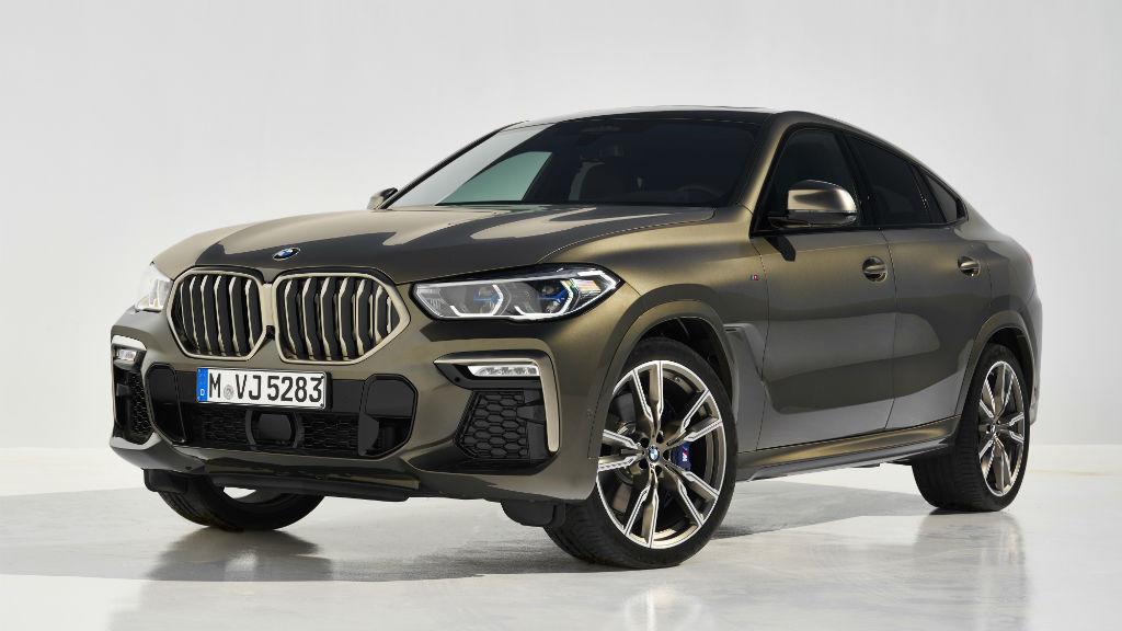 Η δύναμη της BMW βρίσκεται μέσα στην X6