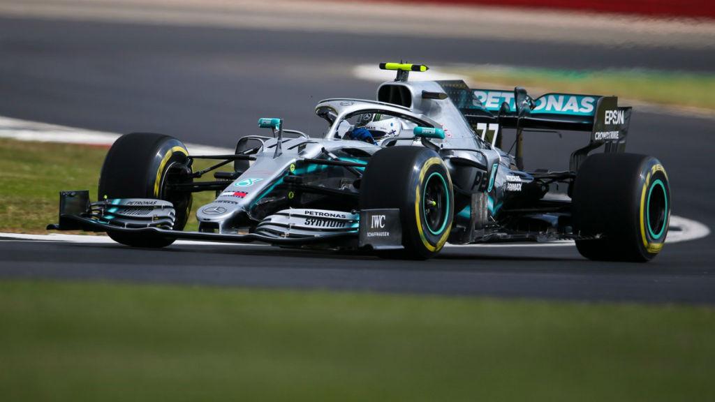 Ο Valtteri Bottas την Pole Position στη Μεγάλη Βρετανία