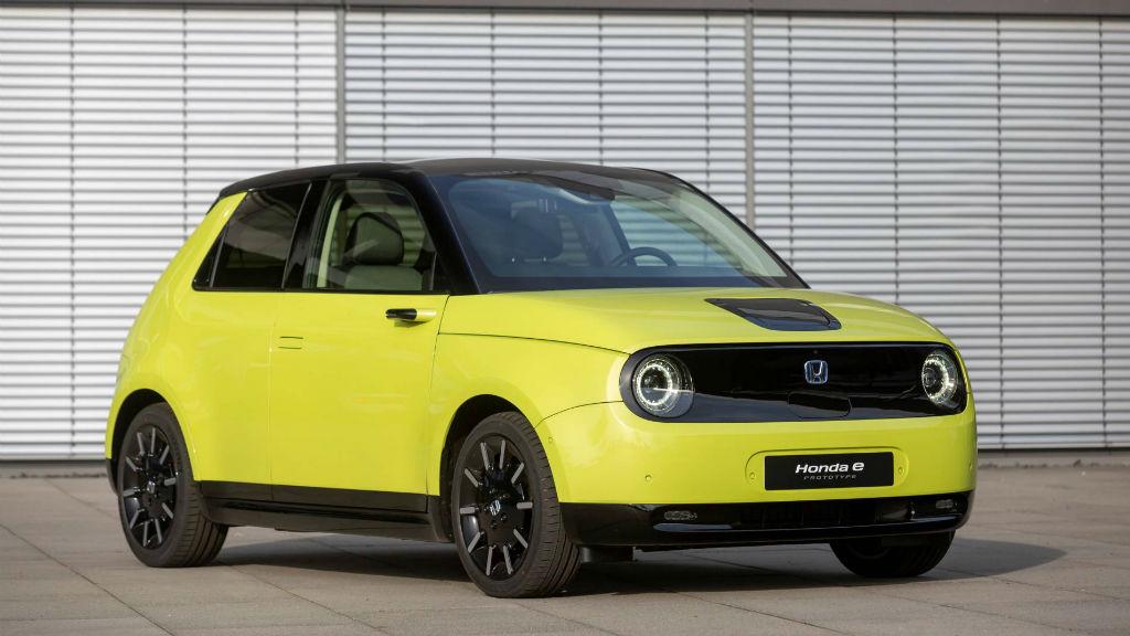 Το ηλεκτρικό Honda