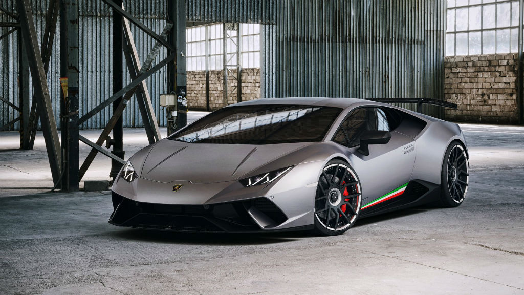 Μια Lamborghini βγαλμένη από την κόλαση