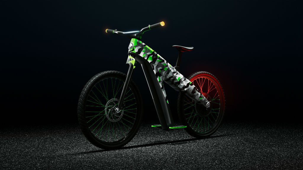 Το εντυπωσιακό ηλεκτρικό ποδήλατο της Skoda
