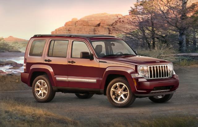 Ανακαλούνται 4.521 Jeep Liberty