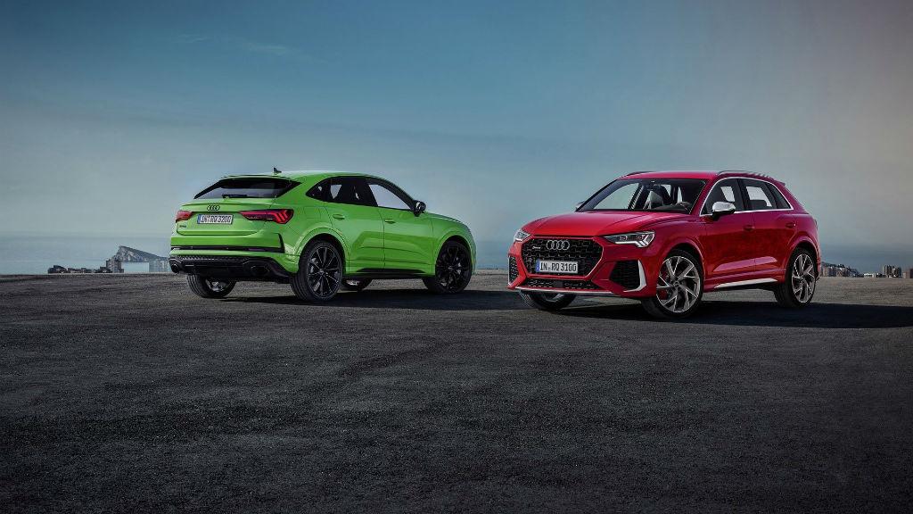 Τα αναβαθμισμένα Audi Q3 RS και Q3 RS Sportback