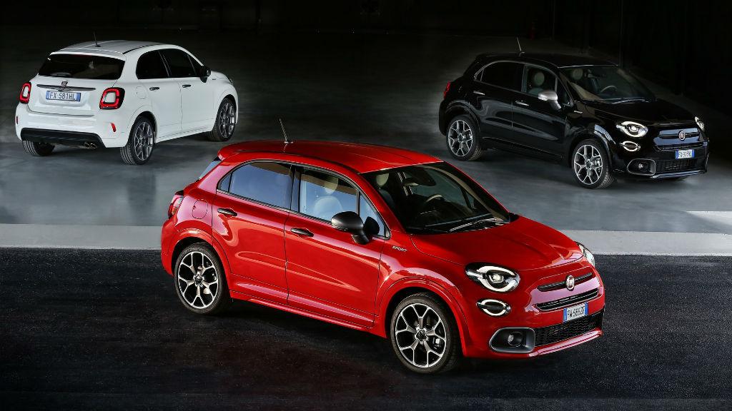 Το νέο Fiat 500Χ Sport