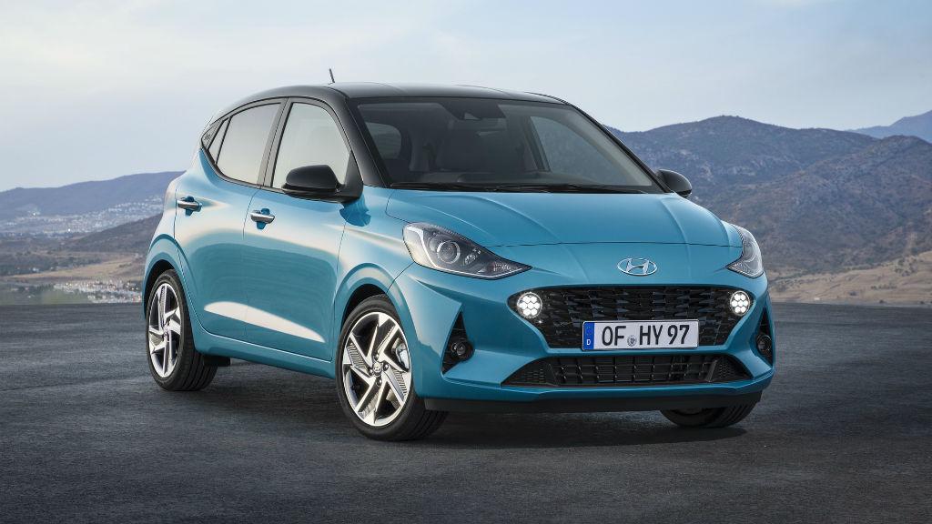 Το νέο Hyundai i10