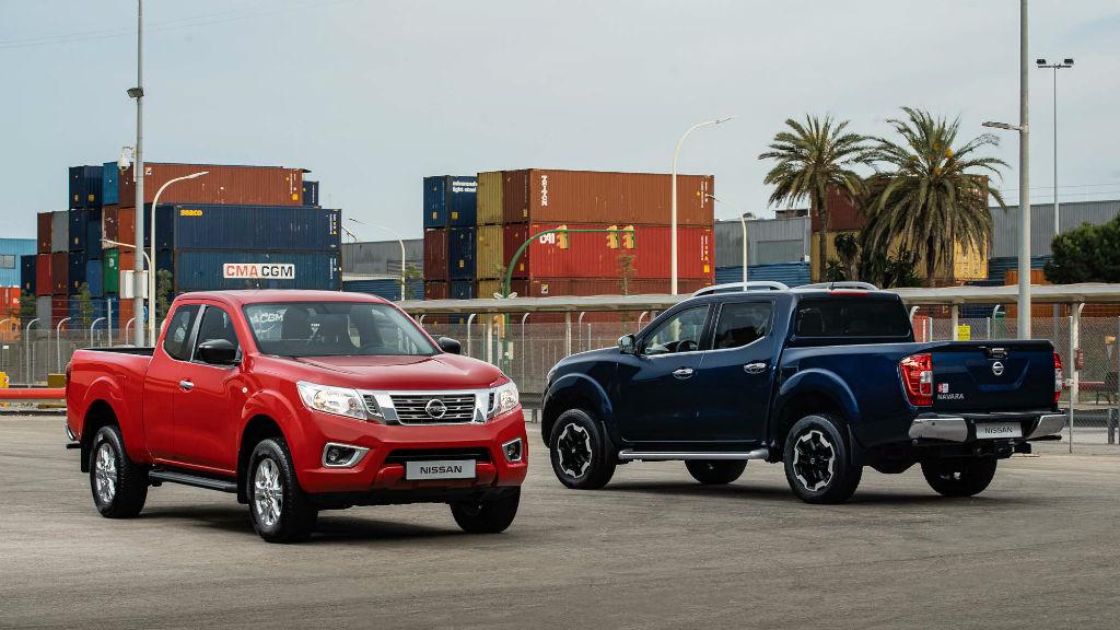 Nissan Navara από 26.140€