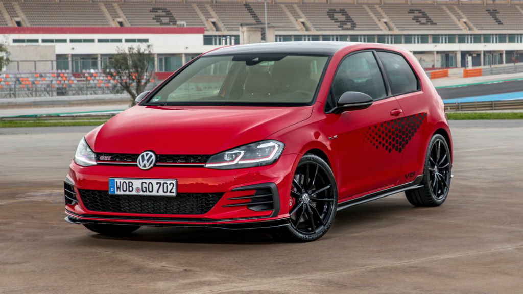 Το Volkswagen Golf GTI TCR στην ελληνική αγορά