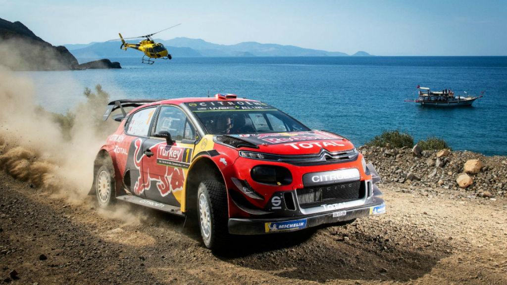 Νίκη του Ogier στο Rally Τουρκίας
