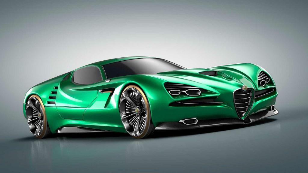 Το νέο εντυπωσιακό πρωτότυπο της Alfa Romeo