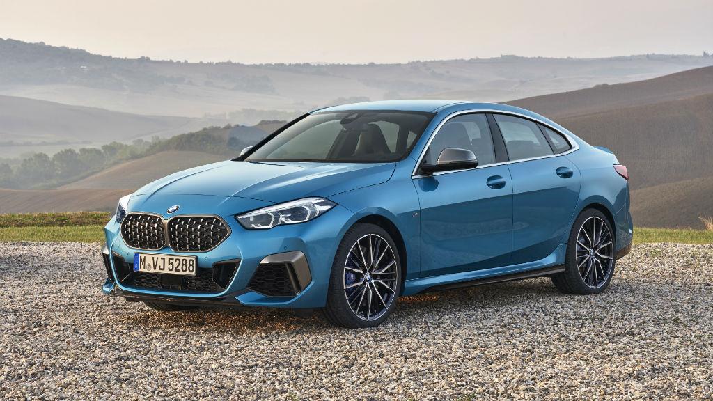 Η νέα BMW 2 Series Gran Coupe