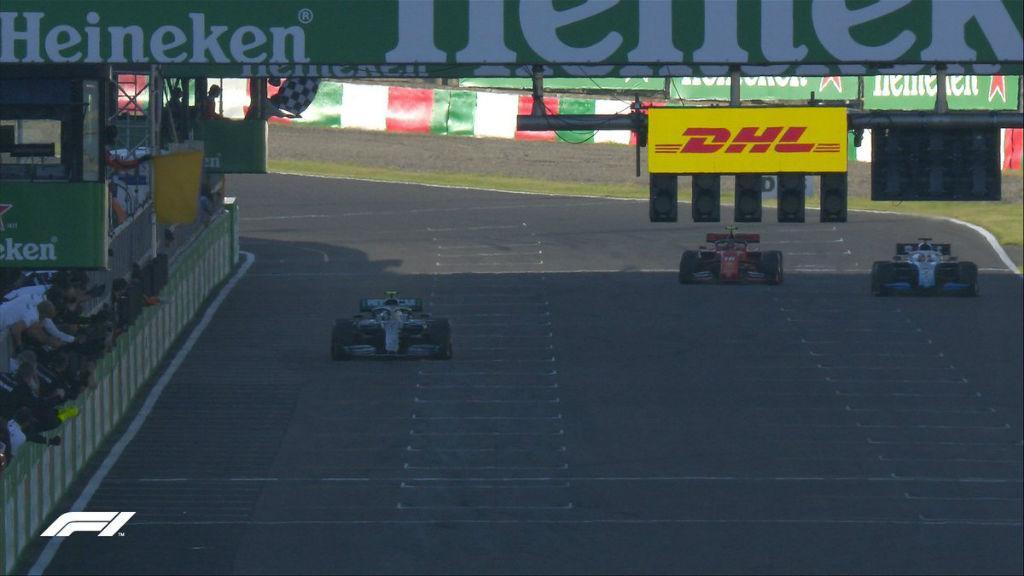 Νίκη του Bottas στην Ιαπωνία, Παγκόσμια Πρωταθλήτρια η Mercedes