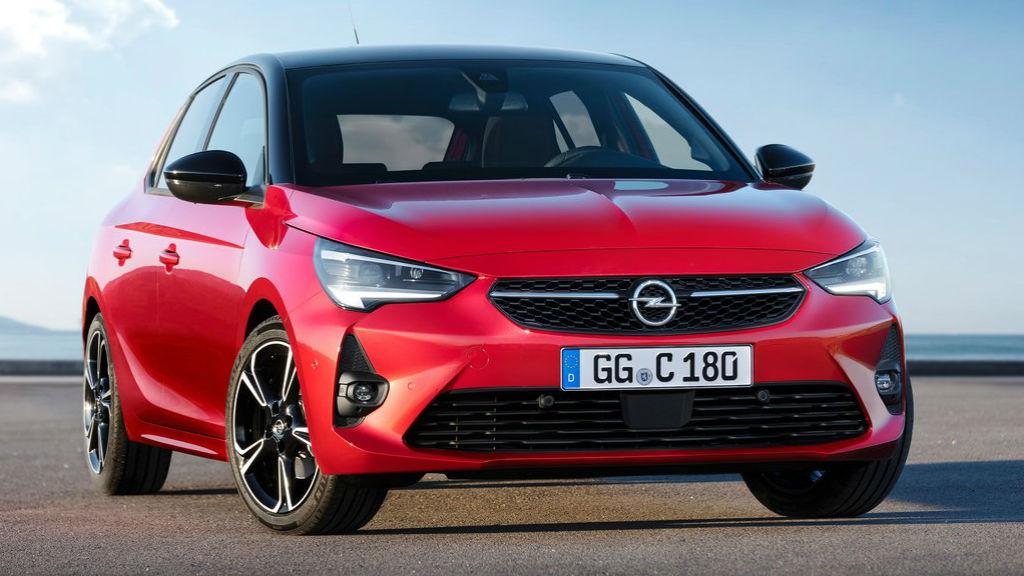 Νέο Opel Corsa από 13.580€