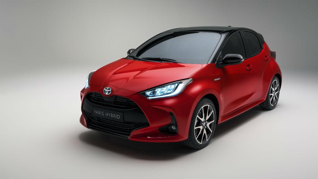 Το νέο Toyota Yaris