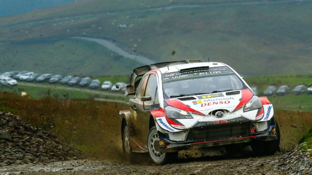Tanak ο μεγάλος νικητής στο Rally Ουαλίας