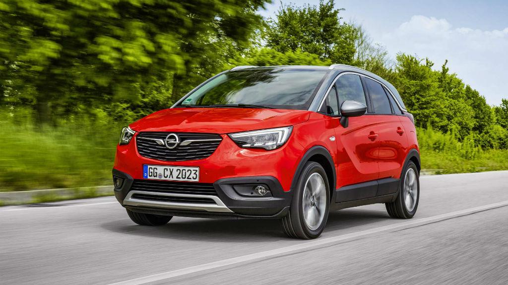 Ανακαλούνται 135 Opel Crossland X