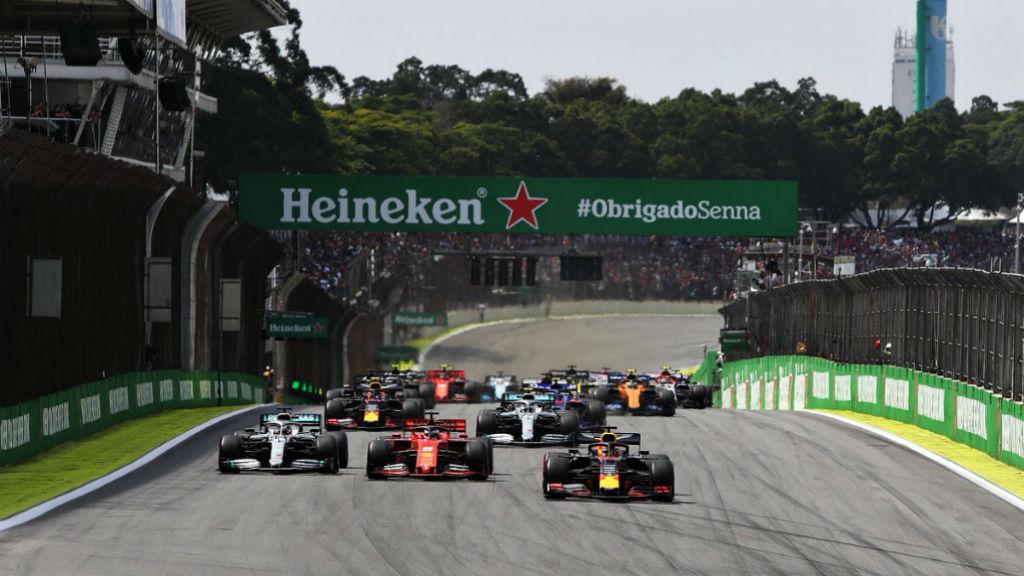 Συναρπαστικός αγώνας στη Βραζιλία, νικητής ο Verstappen