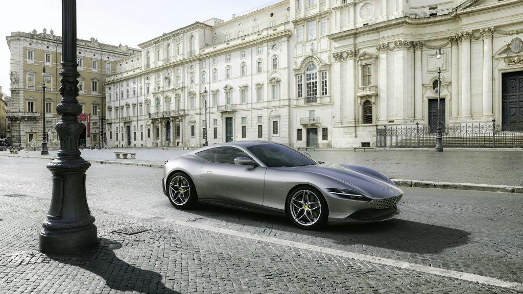 Η νέα Ferrari Roma