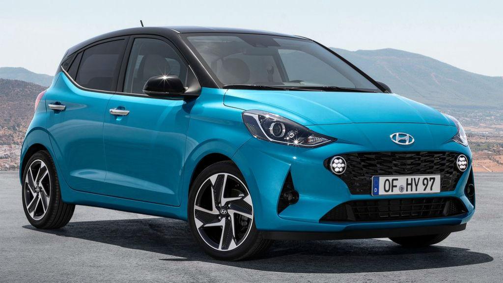 Hyundai i10 από 11.190€