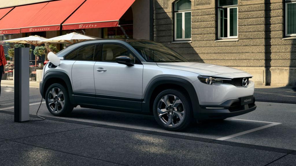 Το πρώτο ηλεκτρικό Mazda