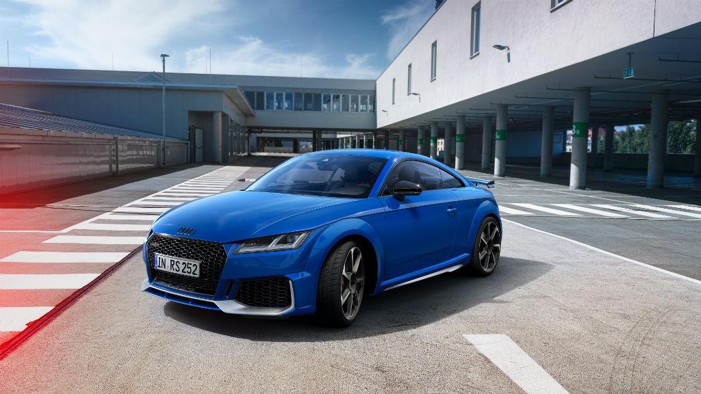 Επετειακό πακέτο εξοπλισμού για τα 25 χρόνια των RS της Audi