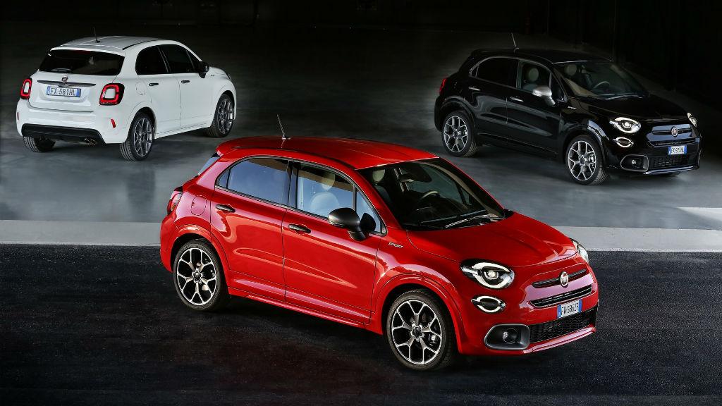 Το νέο Fiat 500X Sport στη χώρα μας