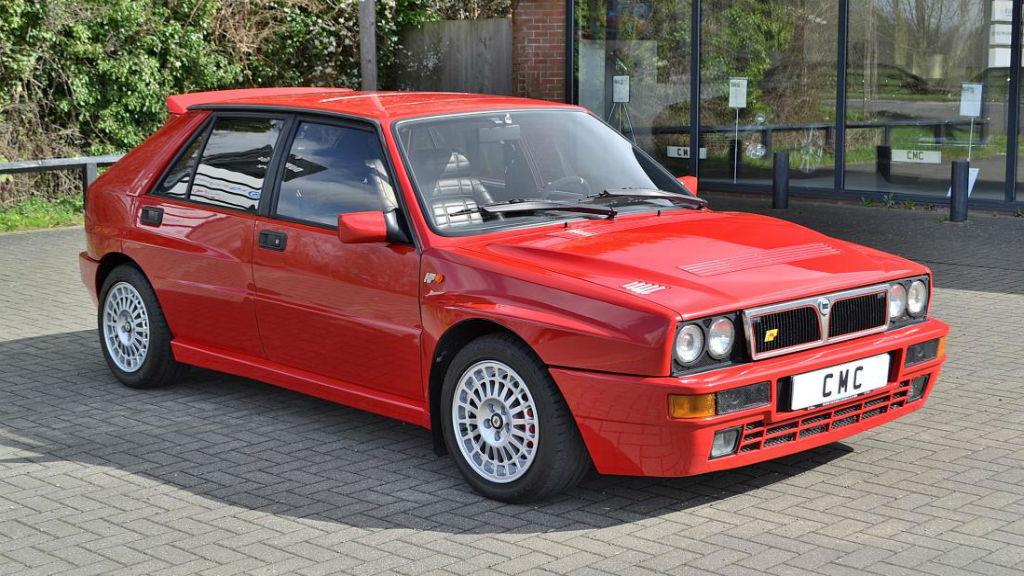 Αυθεντικά ανταλλακτικά και πάλι για τη Lancia Delta HF Integrale